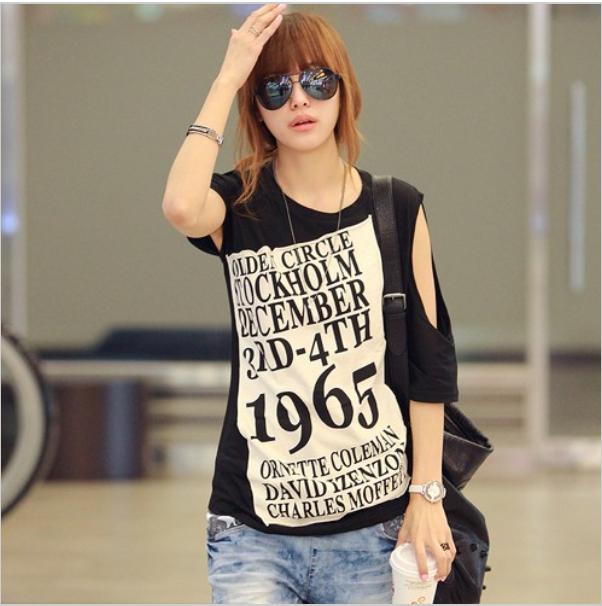 Женская футболка & T 3765 женская футболка hic t hic 9153