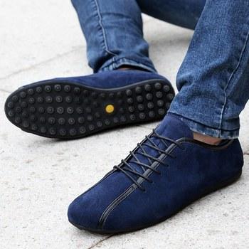 Aleader нубука кожа мужчины кроссовки весна вилочная часть свободного покроя обувь ...
