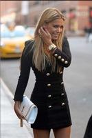 Women's double-breasted Slim waist Dress Coat Style Dress Long Sleeve Casual Dress