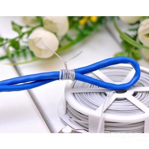 Hotwind Metal Tied Rope Twist Tie Garden Tool(China (Mainland))