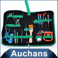BEST-111 17 in 1 Professional Repair Opening Pry Tools Kit Hand Tools Set For Mobile Phones Repair