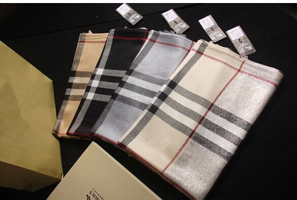 High Quality !! 100% Cashmere Euro Fashion New Style Classic Brand Women Cashmere And Wool Scarf(China (Mainland))