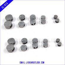 water meter security seal lead seal  Meter security seal,meter safe lock Electric meter seal 6*4(China (Mainland))