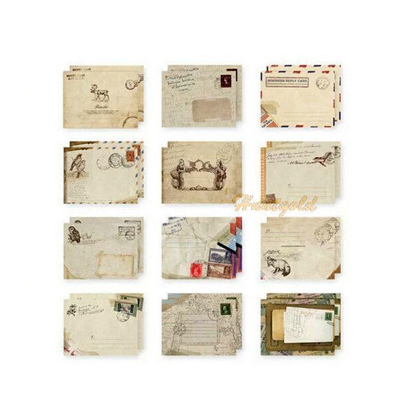 Бумажный конверт Brand New