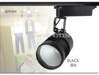 dimmer calhas para lampadas de led 20W warm/day/cold / pure white lustre wholesale 20pcs spot super led moveis led Free shipping