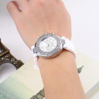 1Pcs Latest Design Wrist Watch Silicone Quartz Analog Sports Unisex Colorful Soft