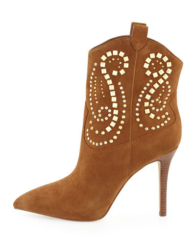 Ladies Western Ankle Boots Ladies Western Ankle Boots
