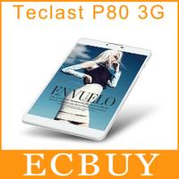 8 inch Teclast P80 3G MTK8392 Octa Core Tablet PC IPS Retina Screen 1200X800 Bluetooth GPS 3G Phone Call 1GB 16GB