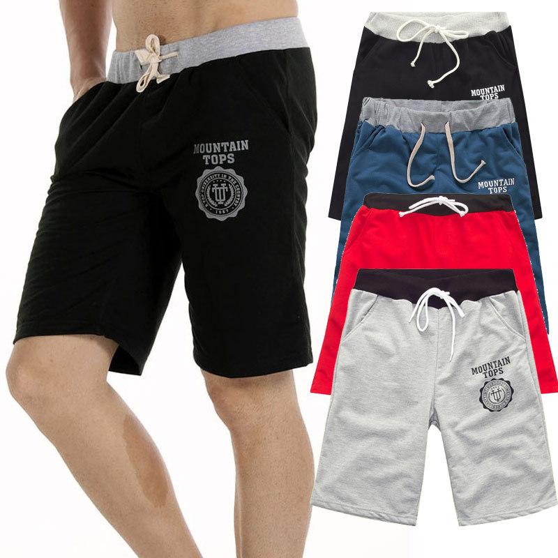 High quality bermudas masculina de marca Shorts men beach Short board Male sport shorts men's basketball running boardshorts a02(China (Mainland))