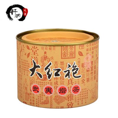 Гаджет  50g Top Grade Chinese Organic Da Hong Pao Big Red Robe Oolong Tea Health Care Dahongpao Tea Antifatigue With Can Free Shipping  None Еда