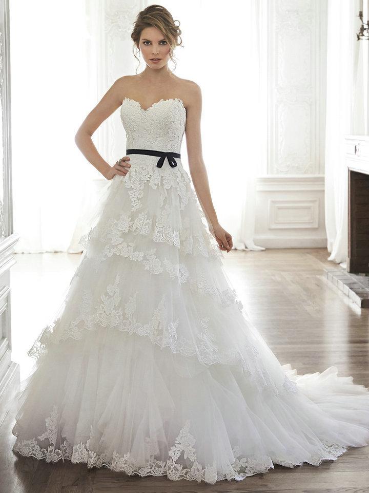 robe de mariée en noir et blanc en Ligne à des Grossistes robe de ...