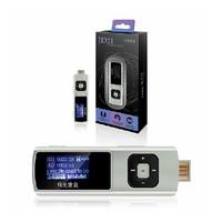 Patriot mp3 music player jd21 sports small mini ultra-thin FM radio recording usb digital voice recorder pen 4gb