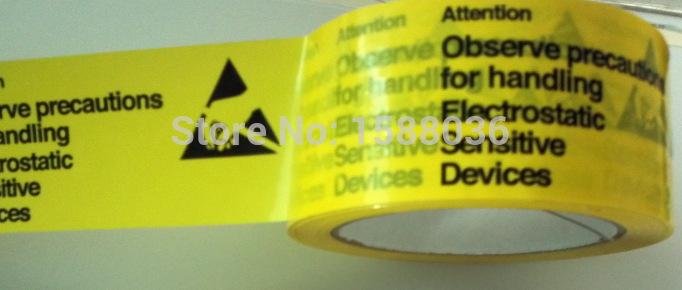 Antistatic Caution Tape