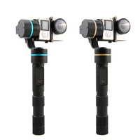 Feiyu FY-G4 Metal Ultra 3-Axis Handheld Gimbal Steadycam Camera Stabilizer Photo for Gopro 3 3+ 4 Golden/Black