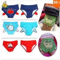 Boys Swimming Trunks Children Swimwear Baby Swimsuit For Kids Cartoon Panties Lovely Summer Bathing wear Free Shipping