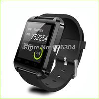 Free ship Bluetooth Smart Watch U8 Bluetooth WristWatch U8 U Watch for iPhone 6/6plus Samsung HTC Huawei Android Smartphones