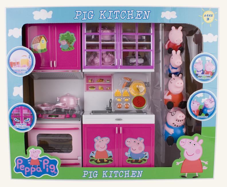 Speelgoed Keuken Accessoires Plastic : Peppa Pig Toys