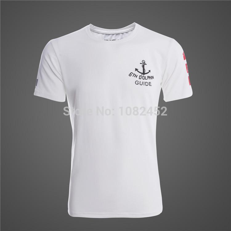 2015 Men's T-shirt men brand fashion classic fitness skate T shirt men short T shirt male summer plus size camisa masculina(China (Mainland))