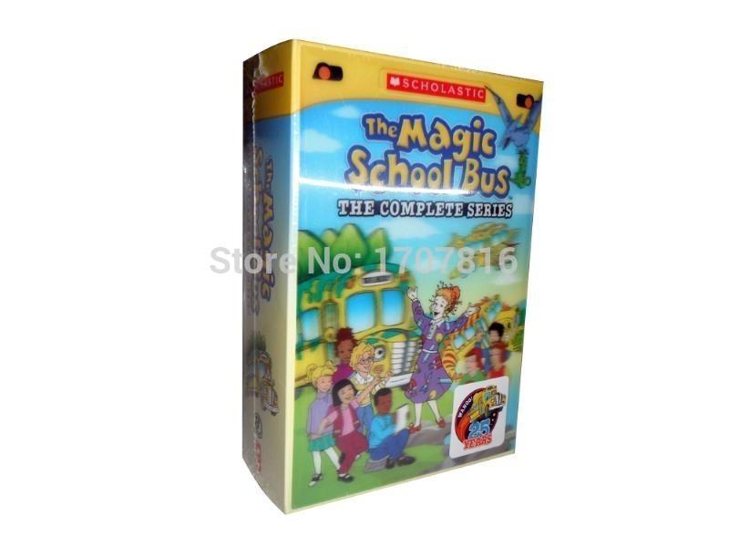 The Magic School Bus Kids Names 40pcs The Magic School Bus