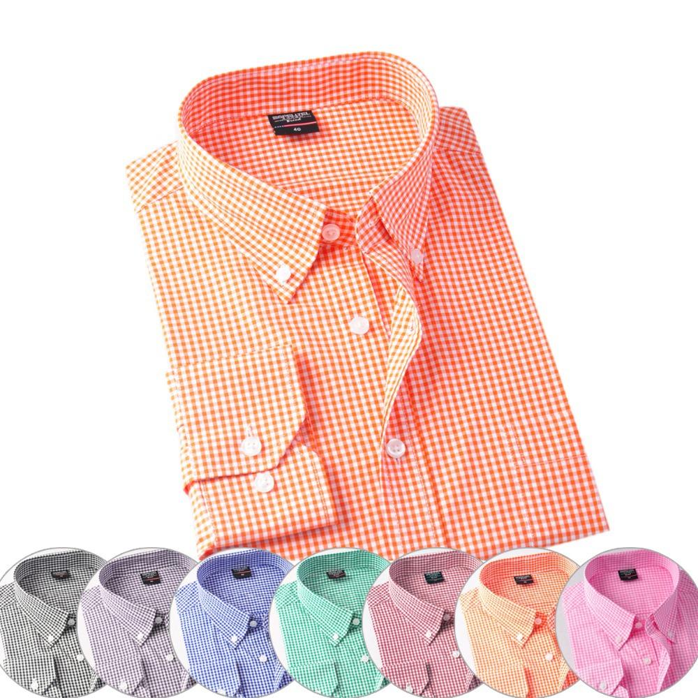 Мужская повседневная рубашка 2015 Camisa 4XL CS05-C5 2015 05