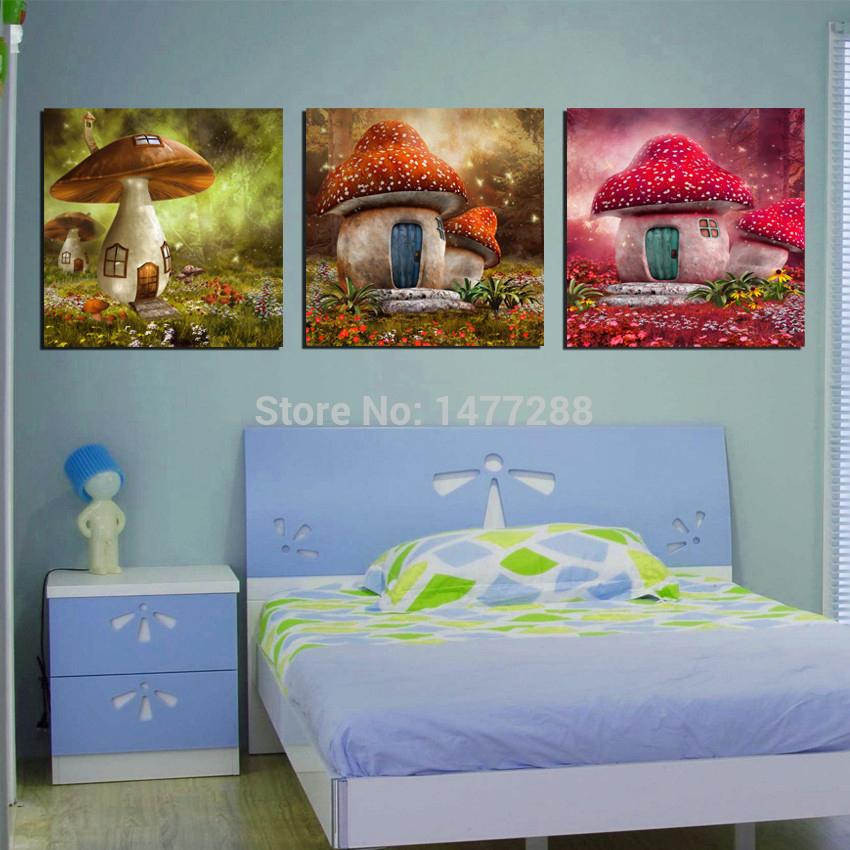 Online kopen wholesale kids landschapsschilderkunst uit china kids landschapsschilderkunst - Decoratie vrouw slaapkamer ...