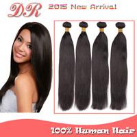 6A Grade Rosa Hair Products Brazilian Virgin Hair Straight,Cheapest Brazilian Straight Hair 4 pcs Lot 8-30inch Human Hair Weave