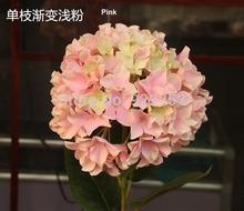 20CM/PCS artificial large silk fresh hydrangea heads,diy arrangements decoration accessories,kissing ball,wedding bridal bouquet