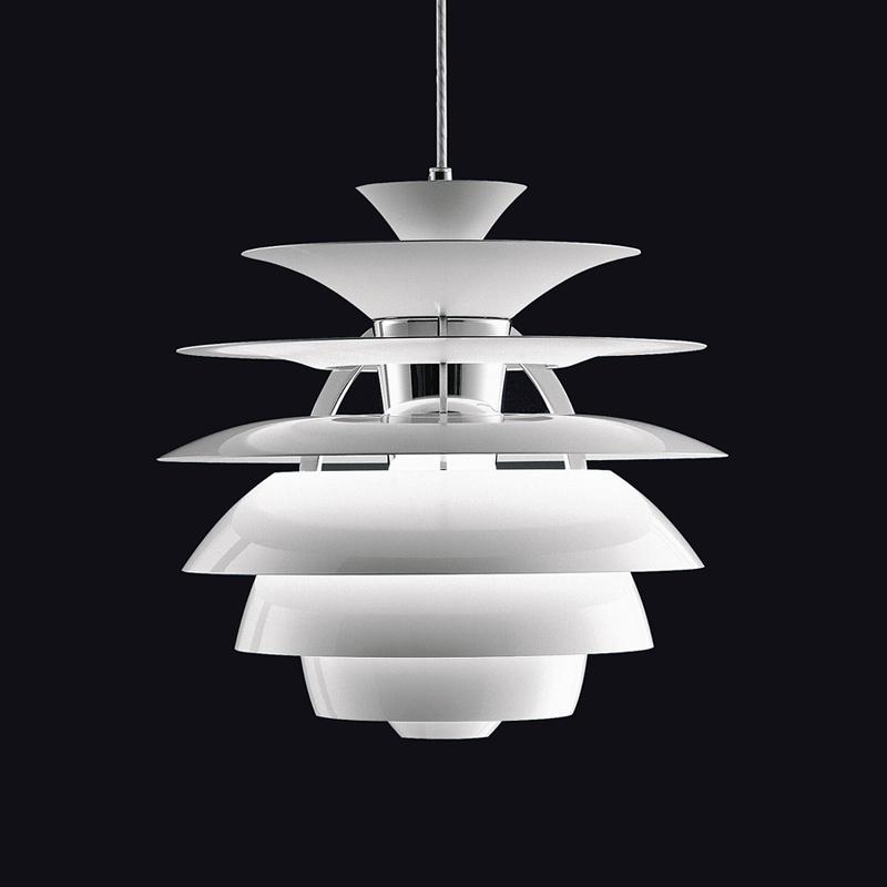 Bidesen Danish design classic lamps simple European style living room modern restaurant bar snowball Chandelier(China (Mainland))