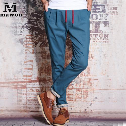 Мужские штаны Mawon 2015 jogger 5XL 108 MCK076 кий для пула cuetec 1 рс черный 21 076 57 5