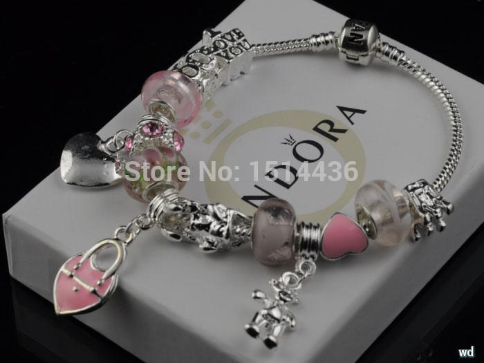 Браслет с надписями Bracelet 24 ! 925 sterling silver jewelry браслет цепь oem lx ah211 925 925 aigaizna buraklya bracelet