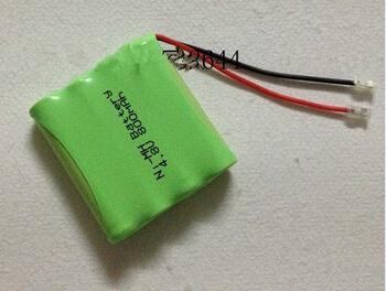 Free shipping /lot 4.8V AAA Ni-MH 800mAh Battery Pack Rechargeable batteries(China (Mainland))