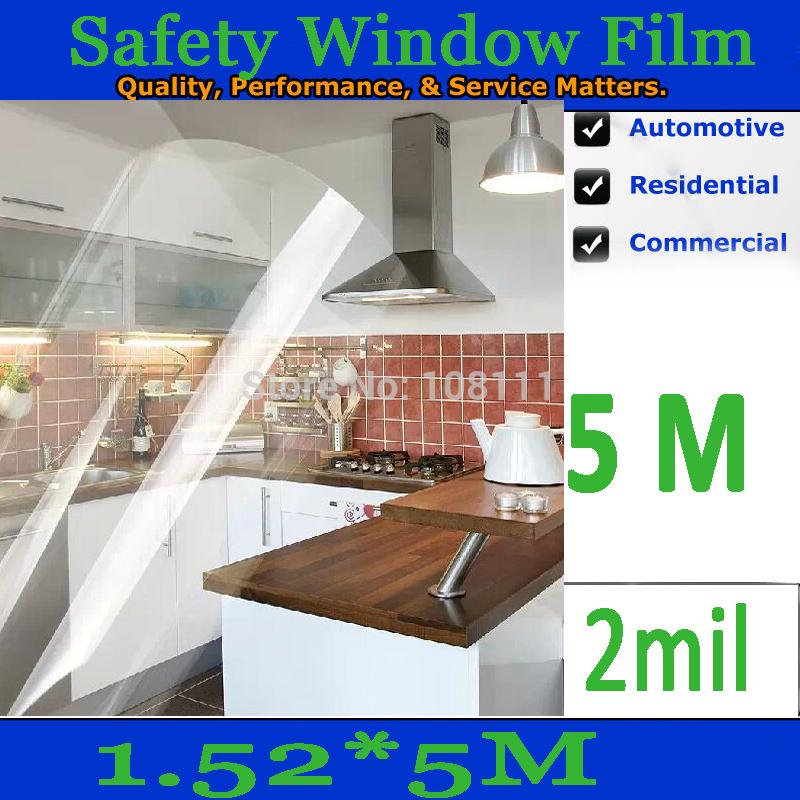 Защита от солнца для заднего стекла авто H00000 1.52 m x 5 m 5ftx16.4ft 82sq/2mil 0,05