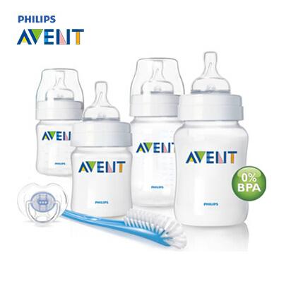 Детская бутылочка для кормления 100% AVENT Baby /Mamadeira 4 /9 /11oz SCD271 бутылочка для кормления armani baby