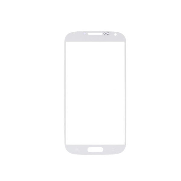 (20Pcs/Lot) Front Glass Lens Outer Lens Glass Digitizer for Samsung Galaxy S4 Outer Screen Glass/Digitizer Cover(China (Mainland))