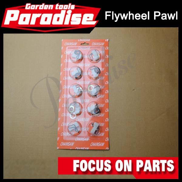 Комплектующие к инструментам PARADISE 10 SetsGas MS070 MS070 Starter Pawl Kit комплектующие к инструментам paradise 25 2 fs90 fs100 fs110 fs130 fs250 fs56 606355019
