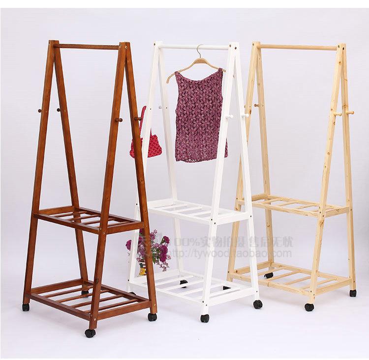 Напольная вешалка для одежды своими руками фото