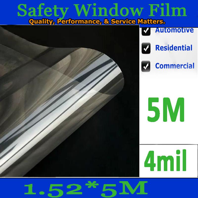 Защита от солнца для заднего стекла авто H000000000 5 ft x 16.4 ft /1.52 * 5 4mil