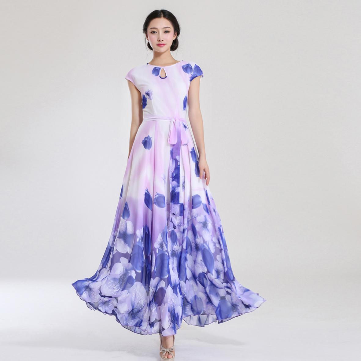 Maxi Dress For Short Women