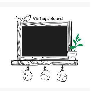 Compare prices on creative notice boards online shopping for Creative notice board