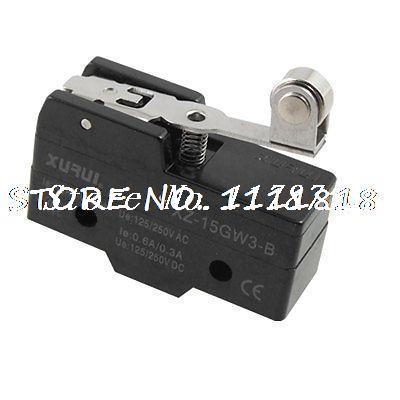 XZ15GW3-B NO NC Short Roller Hinge Lever AC DC Micro Limit Switch(China (Mainland))