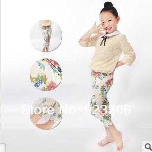Леггинсы для девочек New brand 100pcs/lot 09 Ninth pants леггинсы для девочек new brand 100pcs lot leggings12 ninth pants