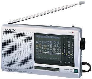 2015 original New for SONY ICF-SW11 12 World Band AM FM SW Shortwave Radio(China (Mainland))