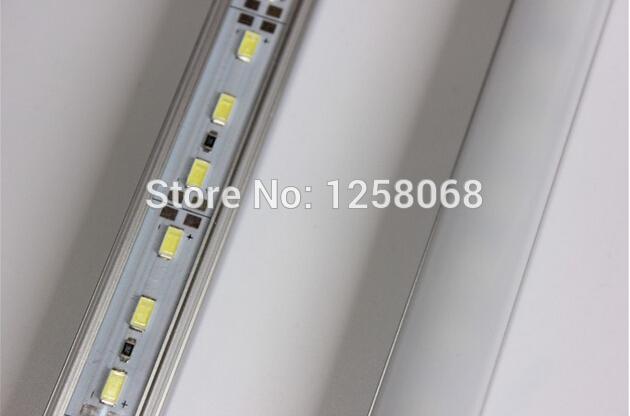 30m/lot free shipping by fedex DC 12V 1m 72leds 5630 LED Light Hard Rigid LED Strip Bar Light for house decoration(China (Mainland))