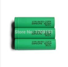 18650-22F 2200 мАч 3.7 В новый бренд для Samsung 18650 22F аккумулятор Li ion 18650-22F 2200 мАч 3.7 В аккумуляторная батарея для зарядное устройство