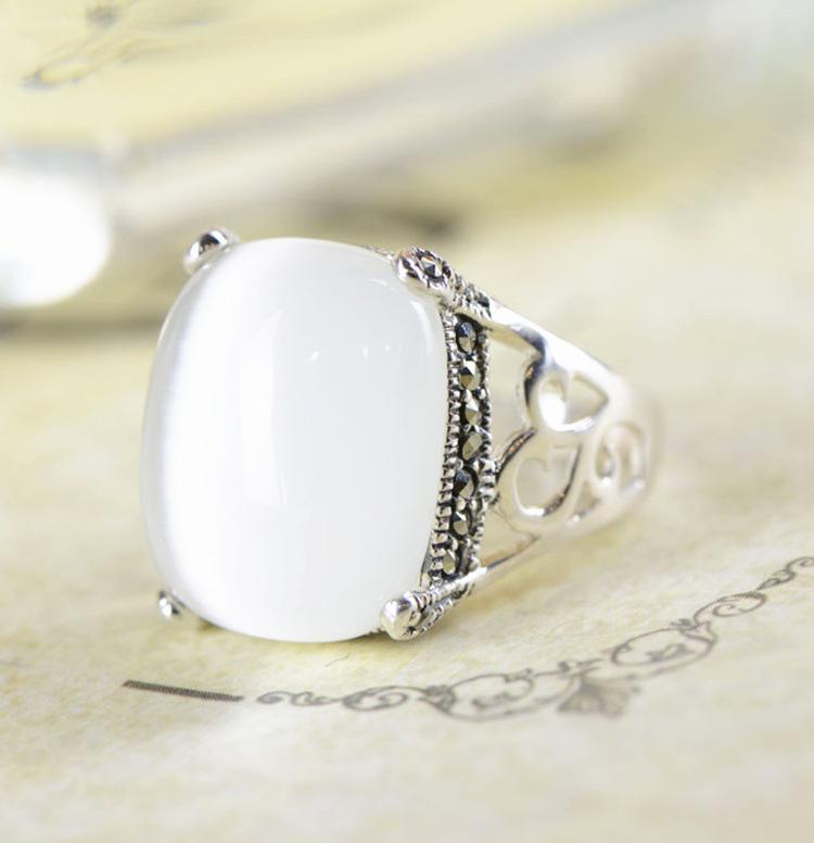 get cheap opal eternity ring aliexpress
