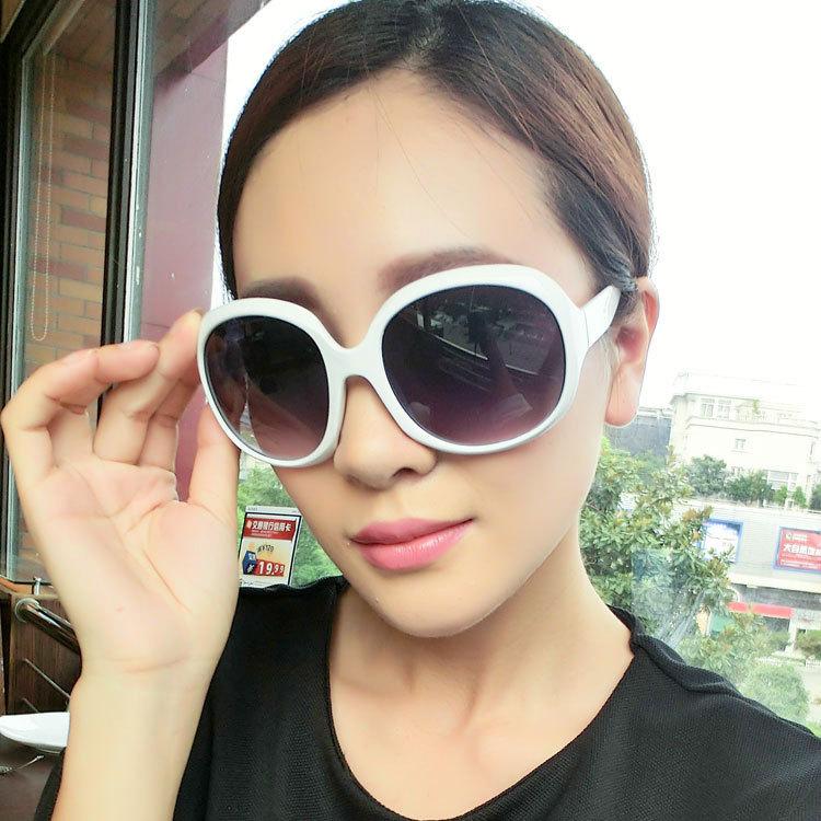 bán buôn 10 chiếc phụ nữ kính mát goggle kính mát khung hình lớn phụ nữ - Wholesale-10pcs-Lady-Sunglasses-Goggle-Sunglass-font-b-Large-b-font-font-b-Frame-b-font