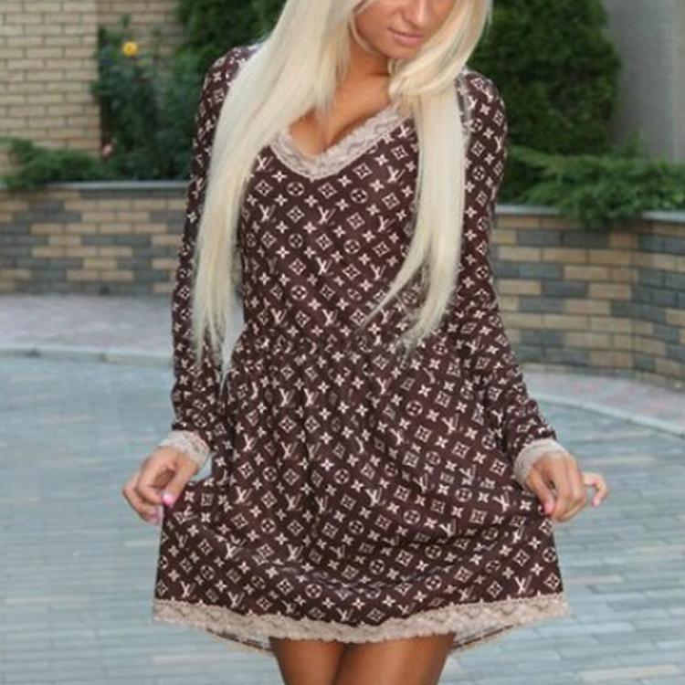 Женское платье We are best selling 2015 V WF-9235\ZXJ женские толстовки и кофты we are best selling 2015 wf 9177 wf 9177 wcf
