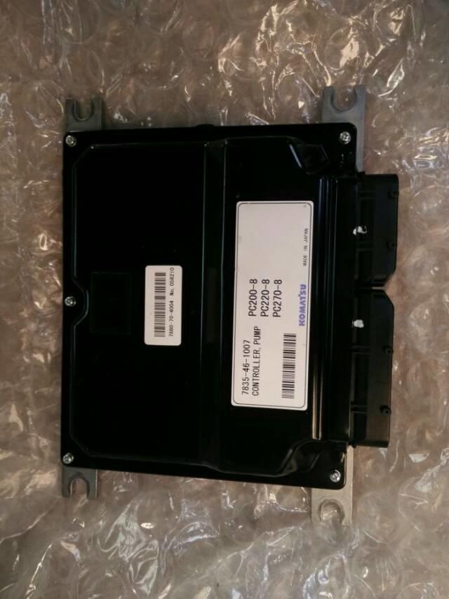 Komatsu Excavator Spare Parts PC200-8 Controller 7835-46-1007/1006(China (Mainland))