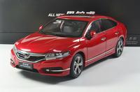 Alloy 1:18 Limited edition Honda SPIRIOR 2015 car models