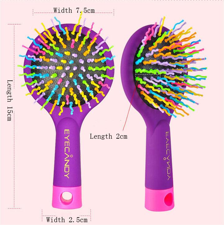 Щетка для волос Comb 3d curl 360 escova cabelo 3d /curl 3d comb средства для ухода и укладки волос restoration comb hairmax laser hair comb